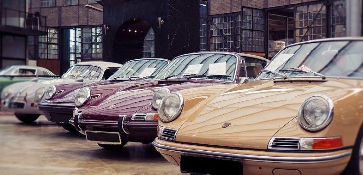 Où trouver des pièces neuves Porsche