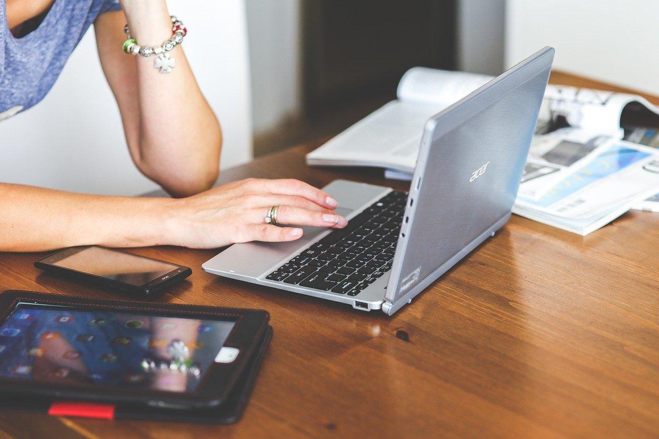 Administration en ligne
